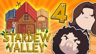 Stardew Valley: Cowboys and Zombies - PART 4 - Game Grumps