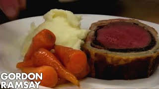 Beef Wellington, Prison Style - Gordon Behind Bars