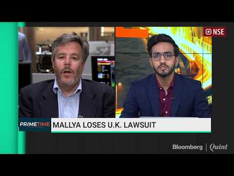 Vijay Mallya Loses U.K. Lawsuit Over $1.55 Billion in Indian Claims