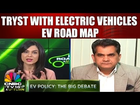 Tryst with Electric Vehicles | Gov Mulls Introducing Swappable Batteries | CNBC TV18