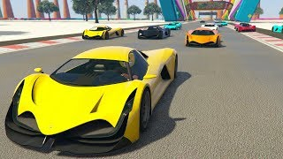 +98231 PRINCIPE DEVESTE EIGHT! - CARRERA GTA V ONLINE - GTA 5 ONLINE