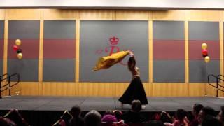 Habibi Ya Nour El Ain | Zahra | Spring Hafla 2016 | Rutgers Belly Dance Troupe