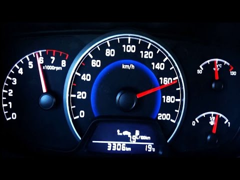 Hyundai I10 Sound 0-100 Acceleration Top Speed