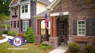 Craftsmanship   American Shutter Company