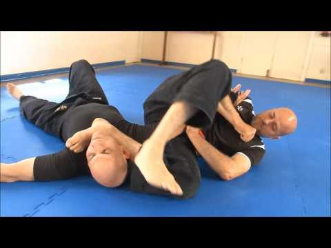 Advanced Jujitsu Ground Techniques