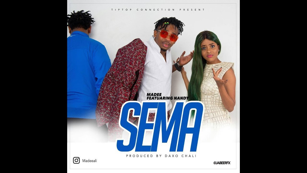 Download sema madee ft nandy (official video review)