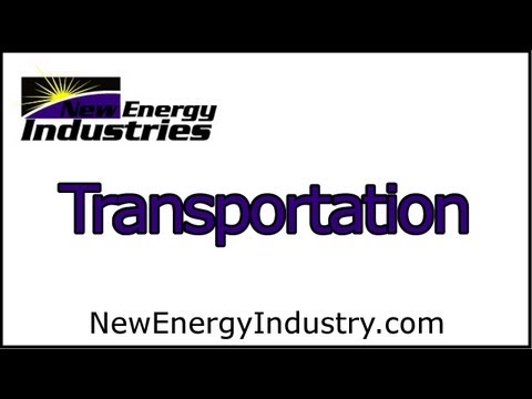 New Energy Industries | Transportation