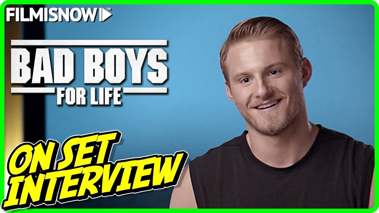 BAD BOYS FOR LIFE | Alexander Ludwig