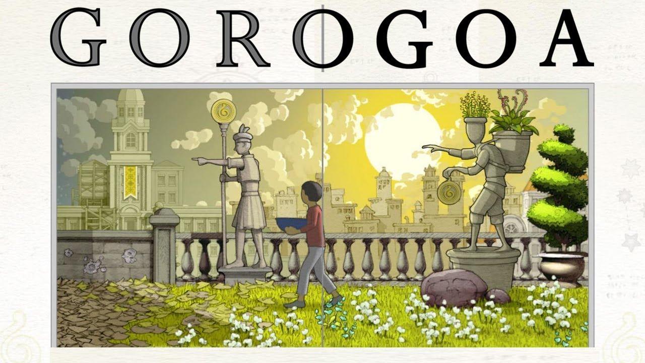 Let's Play Gorogoa - Unique Hand-drawn Puzzle [Gorogoa PC Gameplay Full  Walkthrough/Playthrough] - YouTube