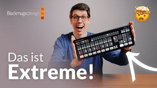 ATEM Mini Extreme ISO – Hands-on Review Deutsch
