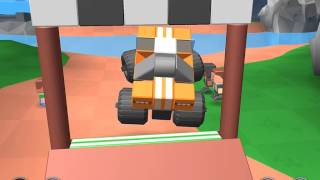 Blocksworld - Wheel Action Pack