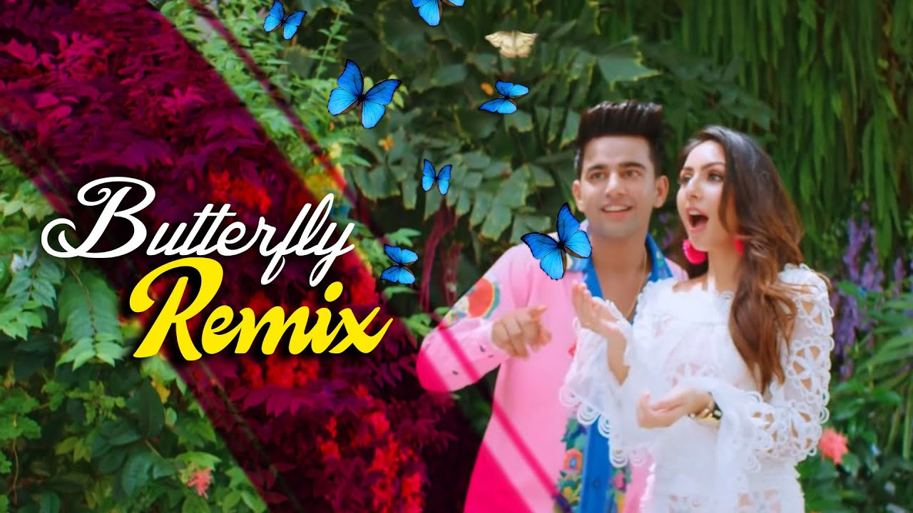 Butterfly Remix | Jass Manak | Latest Punjabi Song | Dj Abhi Shake | Sajjad Khan Visuals