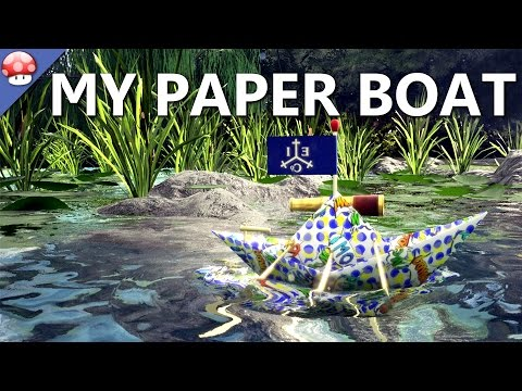 My Paper Boat Gameplay [PC HD] [60FPS]  