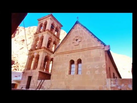 Mount Sinai & St  Catherine's Monastery, Egypt,  A trip to the Holy Place, Where God Walked On Earth