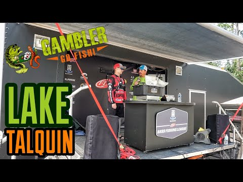 My First Gambler Lures Tournament On Lake Talquin