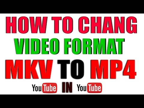 How To Download || Chnage || Youtube Video Format || MKV File To MP4 File In IDM
