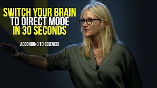 Switch Your Brain To Direct Mode | Mel Robbins