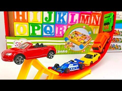 Carritos hot wheels para ni os autitos de carrera juguetes infantiles youtube for 9 salon de hot wheels