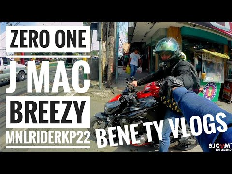 JMAC MOTOVLOG & BREEZY at ZERO ONE MOTO with Bene Ty Vlogs and MNLRIDERKP22