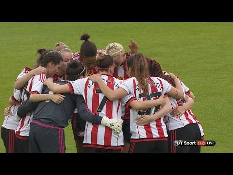FA WSL. Chelsea Ladies FC - Sunderland AFC Ladies (25/05/2016)
