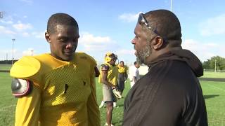 Marshall Buffalos assistant coach helps team lean in to success