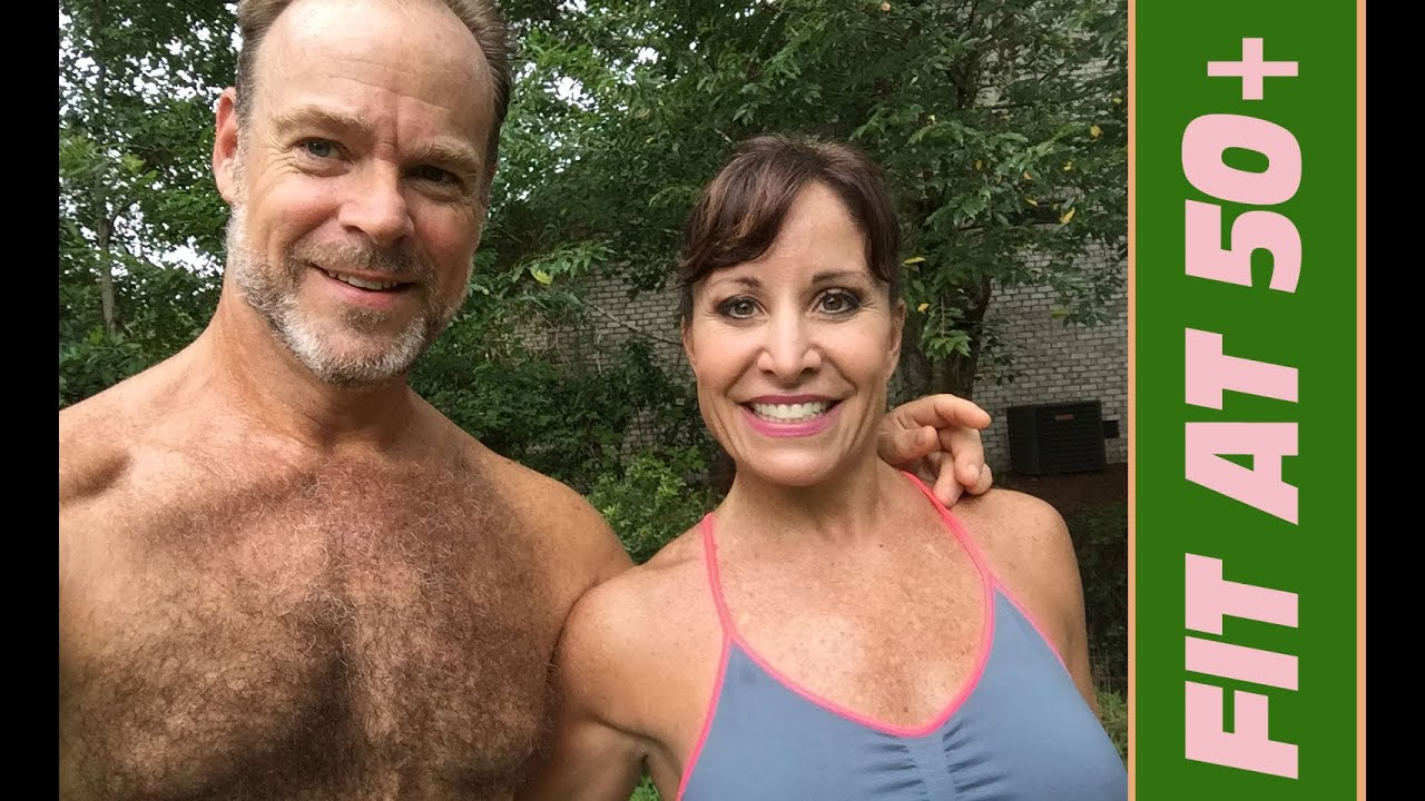 Getting fit at 50