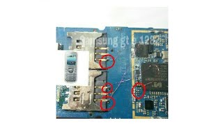 Samsung gt e1282 sim solution by jumper by GK MOBILE SOLUTION