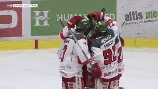 Highlights: EBEL, 44. Runde: EC Panaceo VSV vs. HCB Südtirol Alperia 6:4