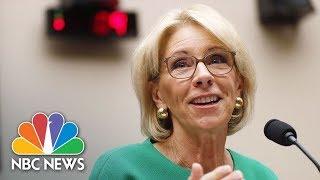 Education Secretary Betsy DeVos: