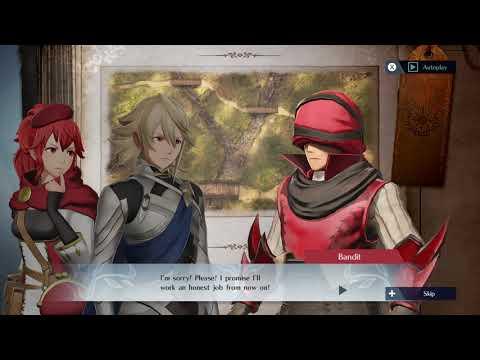 History Mode Xenologue Conversation + 1.2 Update Conversations History Fire Emblem Warriors