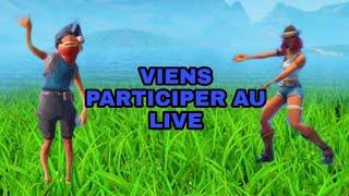 LIVE  PP VIENS GAGNE TA CARTE PSN (defile , fight , Mini jeux)