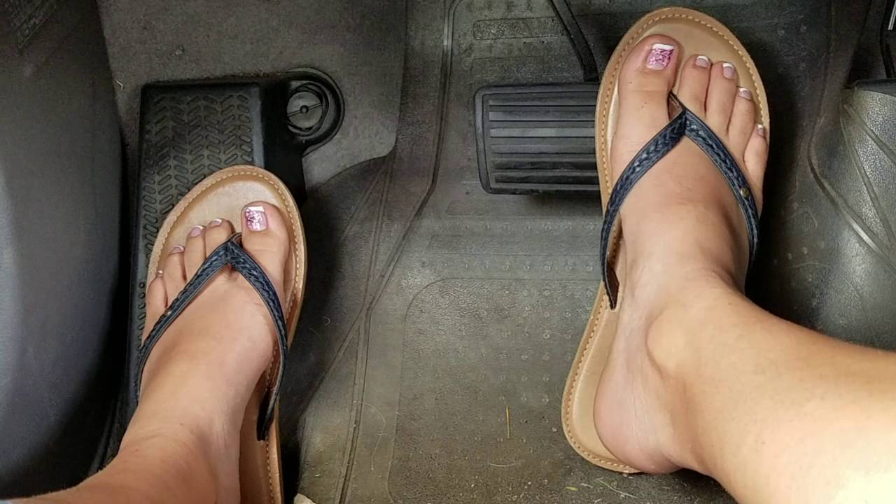 Nos driving sabrina in hot
