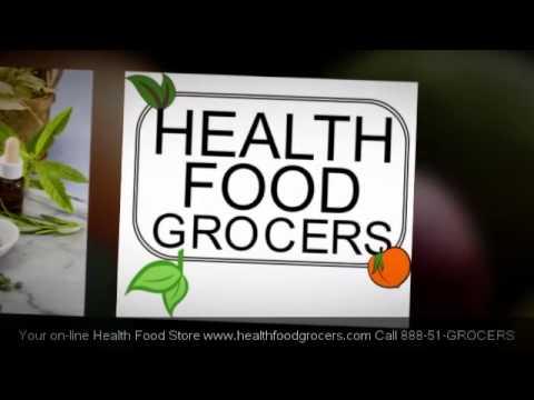 On-line Health Food Store   888-51-GROCERS   Health Food   Gluten Free   Vegan   Organic  Vegetarian