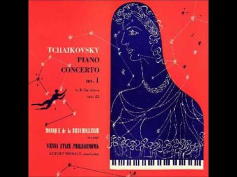 Tchaikovsky: Piano Concerto #1 In B Flat Minor, Op. 23 - Monique de la Bruchollerie (1952)