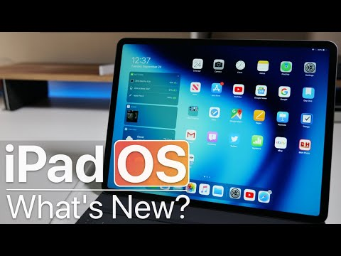 IPad OS Is Out! - What's New?