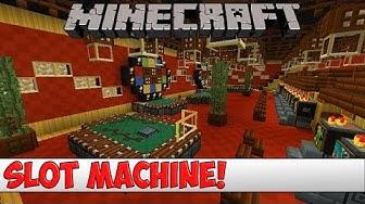 Minecraft Plugin Tutorial - Slot Machine