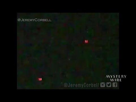 MYSTERY WIRE - U.S.S. Omaha UFO lights video adds to body of evidence