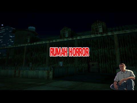 GTA SA - Rumah Horror Di Tengah Perkotaan