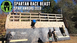 Spartan Race Beast 2018 (All Obstacles)