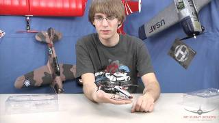 Blade MSRX RC Heli Unboxing & Review