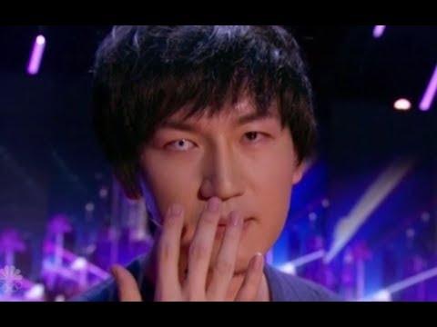 Will Tsai: Master Close-Up Magician Brings Dead Fish Back to Life | America's Got Talent 2017