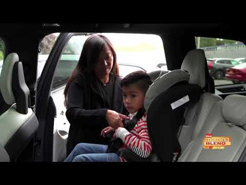 Is The Child s Vehicle Seat Installed Correctly