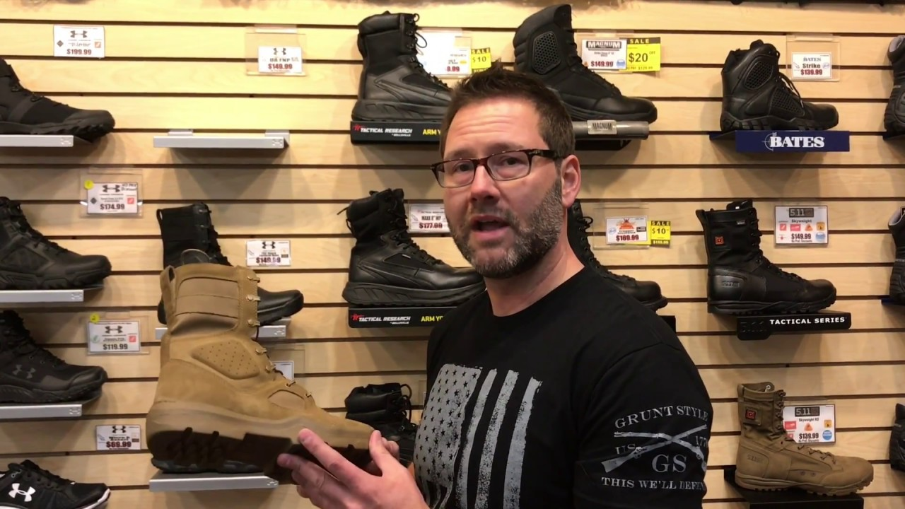 eb846794 Under Armour FNP Military & Tactical Boots