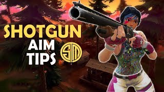 SHOTGUN AIMING TIPS BY A PRO | UTILIZE MOVEMENT | HIGH KILL SOLO GAME - (Fortnite Battle Royale)