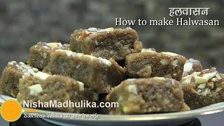 Halwasan Recipe - Khambati Halwasan