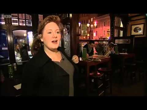 Adele takes us to her local pub - Sound of 2008