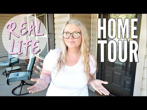 HOME TOUR 2019 // FARMHOUSE DECOR // WHOLE HOUSE TOUR