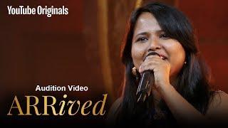 ARRived Audition | Priyashmita Gosh | #ARRivedSeries