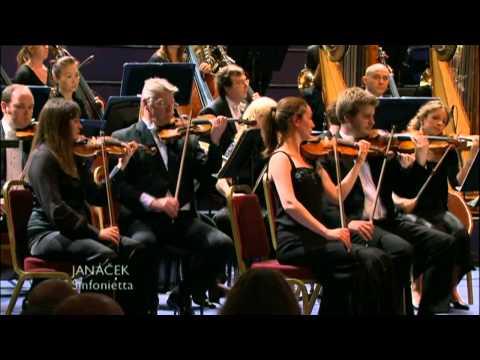 Janácek - Sinfonietta - Elder