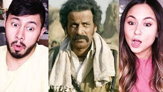SONCHIRIYA | Manoj Bajpayee | Sushant Singh Rajput | Teaser Reaction!